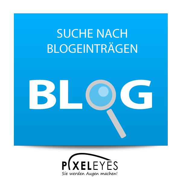 Suche nach Blogeinträgen