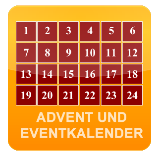 Adventskalender und Eventkalender