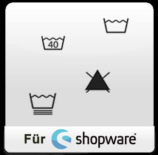 Icons und Texte für Shopware