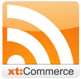 RSS Feeds für Xt:Commerce 4
