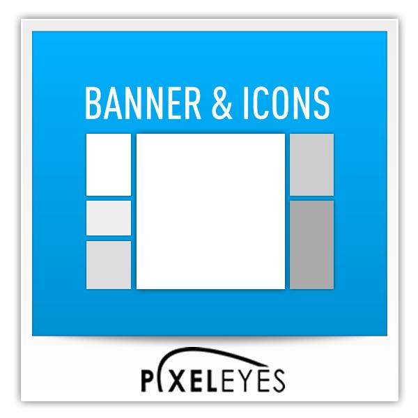 Werbebanner und Icons für Shopware 4