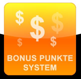 Bonus Punkte System für Xt:Commerce