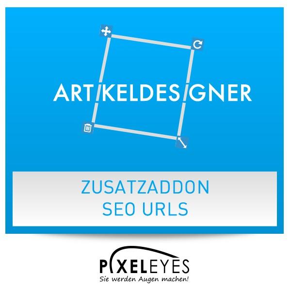 Seo Urls für den Artikeldesigner