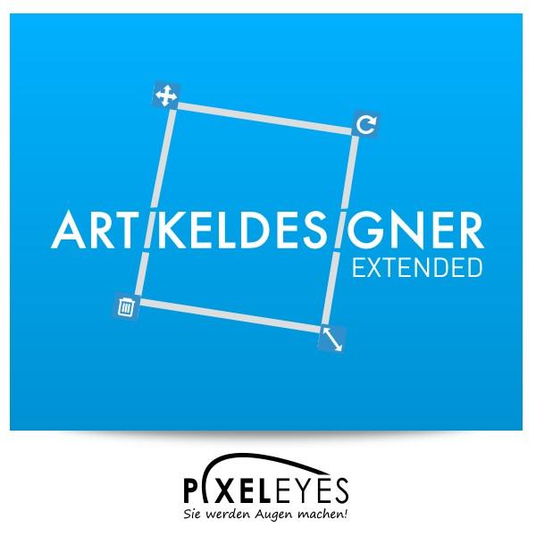 Artikeldesigner Extended für Shopware 5 ( Zusatzlizenzen )