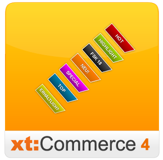 Artikel Icons für Xt:Commerce 4