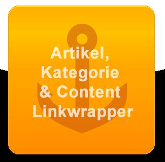 Artikel, Kategorie und Content Linkwrapper