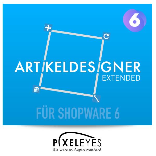 Artikeldesigner für Shopware 6