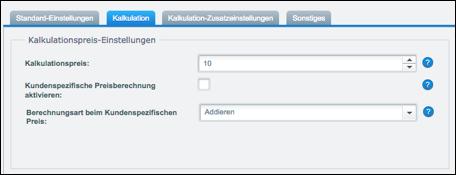 Handbuch Flächenberechnung | Demoshop 5.3